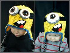 Little Followers Crochet Pattern (all sizes) Instant Download