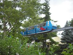 Hershey Park - The Monorail - Great way to see the whole park