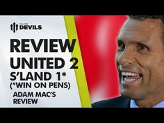 No Urgency,No Threat! | Manchester United 2-1 Sunderland (3-3 Agg) Capital One Cup | REVIEW - YouTube