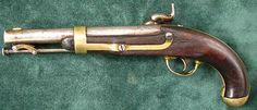 Model 1842 Aston Pistol