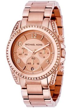 ff77dce6492bc MK watch Michael Kors Rose Gold, Michael Kors Jewelry, Michael Kors Bag,  Handbags