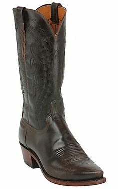 ae619ff1fc49 Lucchese 1883 Men s Antique Costagno Gilmar Western 7-Toe Toe Boots