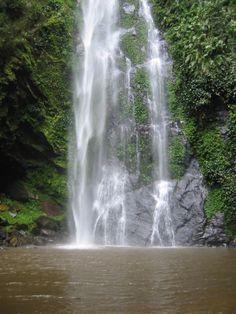 Impressionen des Kintampo-Wasserfall - Ghana Reisen