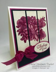 Sale-A-Bration is in full swing! There are so many great options to choose from. Heartfelt Blooms is one of my favorites (yes, I know I have a lot of favorites) and it is so pretty and interesting t