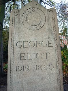 . George Eliot, Pen Name, Authors, Evans, Psychology, Mary, Reading, Places, Google