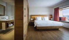 Chetzeron -Switzerland Housed in a former gondola... | Luxury Accommodations