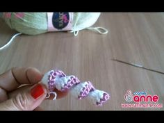Amigurumi Bebekte Saç Yapımı : Bebek saç ekimi yapılışı Örgü oyuncak amigurumi youtube