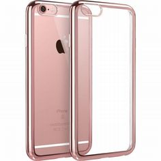 Find More Phone Bags & Cases Information about For iPhone 6S Case 4.7 inch iPhone 6/6s Hybrid Shock Absorption Bumper Anti Scratch TPU Soft Cover Crystal Clear Back Rose Gold,High Quality back to school party decorations,China back pain Suppliers, Cheap back up camera gps from Geek on Aliexpress.com