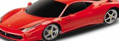Xq Toys  1:32 Ferrari 458 Italia Radio Controlled Car Highly detailed 1:32 scale Radio Control model of one of the world's hottest super cars. This car features working lights and is highly detailed throughout. The Remote co (Barcode EAN = 5020650004550) http://www.comparestoreprices.co.uk/car-audio/xq-toys-132-ferrari-458-italia-radio-controlled-car.asp