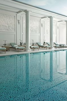 The hotel is one of the few Palace Hotels in Paris, a prestigious collection of the city's best properties | Shangri-La Hotel Paris (Paris, France) - Jetsetter