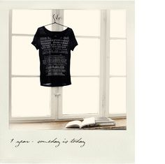 Happy Birthday – ein Jahr Someday is Today! - http://blog.opus-fashion.com/happy-birthday-ein-jahr-someday-is-today/
