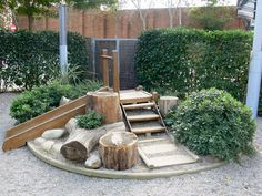 Backyard Privacy Fence Landscaping Ideas On A Budget 291 . - Backyard Privacy Fence Landscaping Ideas On A Budget 291 …, - Privacy Fence Landscaping, Backyard Privacy, Landscaping Ideas, Backyard Landscaping, Natural Landscaping, Natural Play Spaces, Outdoor Play Spaces, Outdoor Areas, Backyard Playground