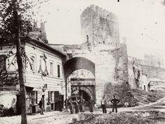 Porta S. Lorenzo o Tiburtina (1865)