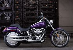 2002 - Harley Davidson USA - Softail Deuce : My future motorcycle