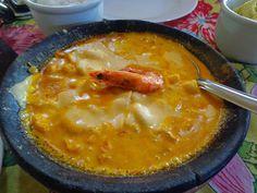 muqueca de camarao, restaurante sombra da mangueira, diogo, litoral norte da bahia. www.vanezacomz.blogspot.com.br