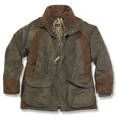 Beretta Forest Jacket - suspenders