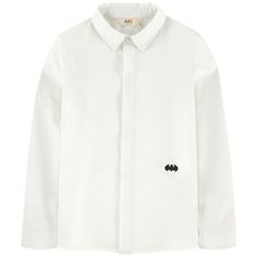 Batman poplin shirt - little eleven paris