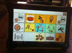 The Autism Adventures of Room 83: Nova Chat Communication Device