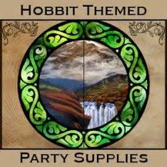 Hobbit Party Ideas - Bing Images