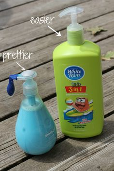 tip for filling water balloons with paint!
