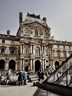 Museo del Louvre (Paris - France)