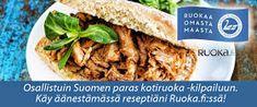 Pata porisee: Lohta ja vihanneksia paperissa Mexican, Beef, Ethnic Recipes, Food, Meat, Essen, Meals, Yemek, Mexicans