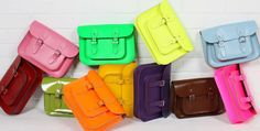 The9thMuse: The Leather Satchel Co.