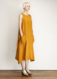Henrik Vibskov Flick Dress (Sunset Sand)