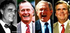 Donald Trump Has Single-Handedly Broken The Bush Family Stranglehold On The Republican Party