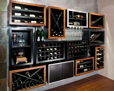 Whether you have the space for afull wine cellaror just a tiny spare nookunder your stairs, combine your hobby with interior design and bring your love of wine to lifeinside your home. Get inspired by these professionally designed rooms and find the space for a wine cellar, wine room or [...]