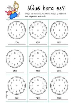 Printing Ideas Printables Collage Sheet Spanish For Travel Tips Referral: 2691591266 Spanish Words, Spanish Lessons, Math Lessons, Spanish Activities, Class Activities, Spanish Classroom, Teaching Spanish, Math Clock, Math Olympiad
