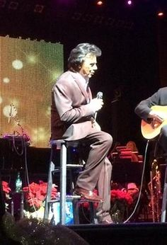 Christmas show in Branson 2014