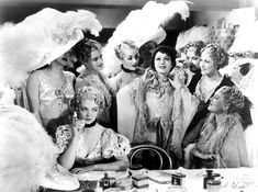 Virginia Bruce and Luise Rainer in The Great Ziegfeld directed by Robert Z. Oscar Best Picture, Best Picture Winners, Oscar Movies, Oscar Winning Movies, The Great Ziegfeld, Luise Rainer, Best Screenplay, Movie Reels, Empire