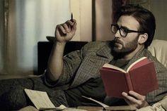 """#ChrisEvans : Nova Foto de Chris Evans Para a """"Esquire Magazine"""". #ChrisEvans #Esquire"""