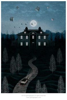 Mystery Night :: gobugi_illust