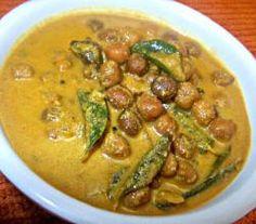 Naadan Kadala Curry (Traditional Chickpea Curry) Recipe by seemasatheesh | ifood.tv