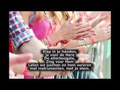 Klap in je handen Psalm 47 Kinderkoor De Bromvlieg