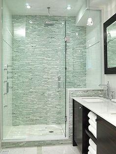 tile. large shower. bathroom. #1805|bathroom