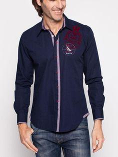 Giorgio di Mare #Košile s dlouhým rukávem