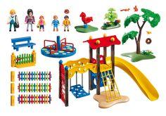 Zona de Juegos Infantil  - 5568 -  Playmobil® España