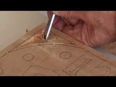 Curso fácil de talla en madera (1) - YouTube