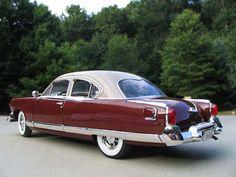 Kaiser Manhattan - An interesting looking car! A very modern looking car for its day.