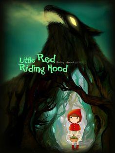 little red riding hood-QUE