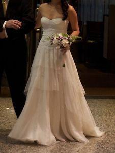 Jenny Packham Trinity Wedding Dress US Size 2 6 KIJIJI