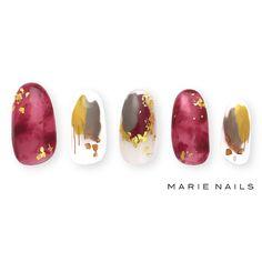 #マリーネイルズ #marienails #ネイルデザイン #かわいい #ネイル #kawaii #kyoto #ジェルネイル#trend #nail #toocute #pretty #nails #ファッション #naildesign #awsome #beautiful #nailart #tokyo #fashion #ootd #nailist #ネイリスト Nail Art Kawaii, Asia Nails, Nail Designs 2017, Japan Expo, Abstract Nail Art, Foil Nail Art, Japanese Nail Art, Luxury Nails, Minimalist Nails