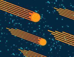 "Check out new work on my @Behance portfolio: ""Meteor Shower"" http://on.be.net/1BhLKTQ"