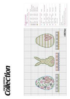 Download FREE Easter motifs! | Cross Stitcher