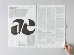 Newsprint by ccrz  for ChiassoLetteraria - Storia/e