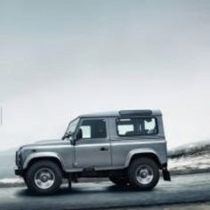 Dream car: Land Rover D90. Still available new in the UK, but not in the US since 1997.