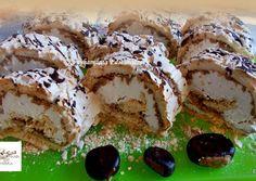 Poppy Cake, Pavlova, Tiramisu, French Toast, Cooking Recipes, Sweets, Bread, Homemade, Meals